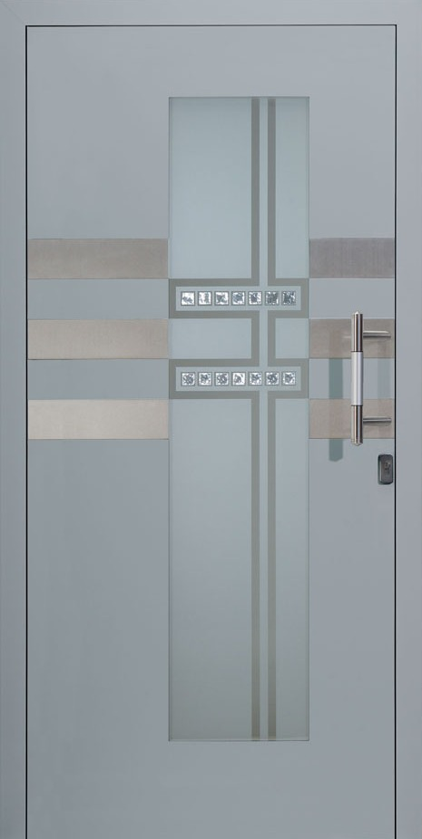 Türfüllung Metropolis - Thomas Türen